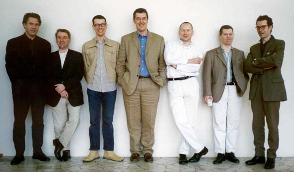SCP Designers Milan 1996