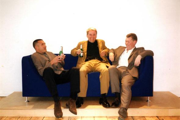 Matthew Hilton, James Irvine & Jasper Morrison