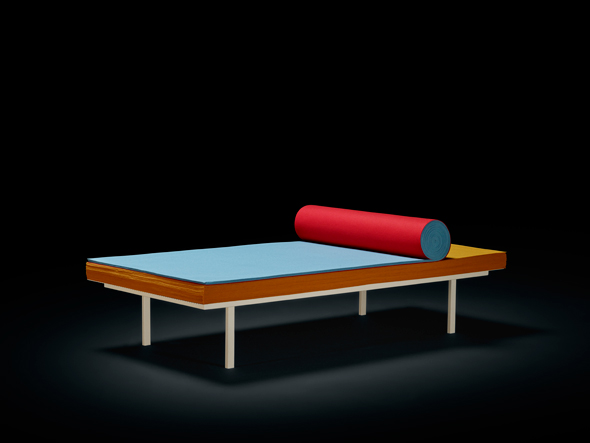 Muller van Severen Day Bed for Kvadrat