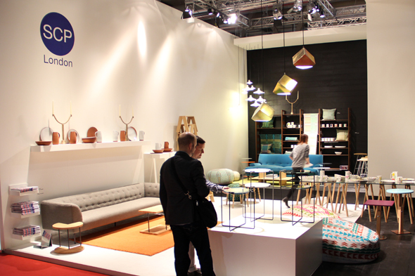 SCP Milan 2014 / Stand by Johnson Naylor