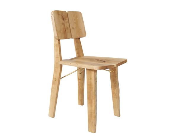 Tree Trunk chair by Piet Hein Eek