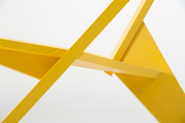 Medici by Konstantin Grcic (detail)