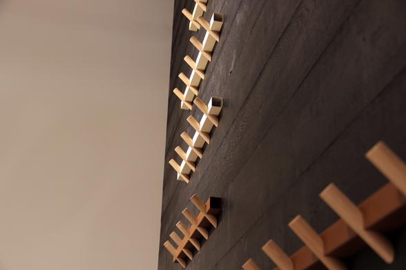 Crosscut hooks by Faudet-Harrison