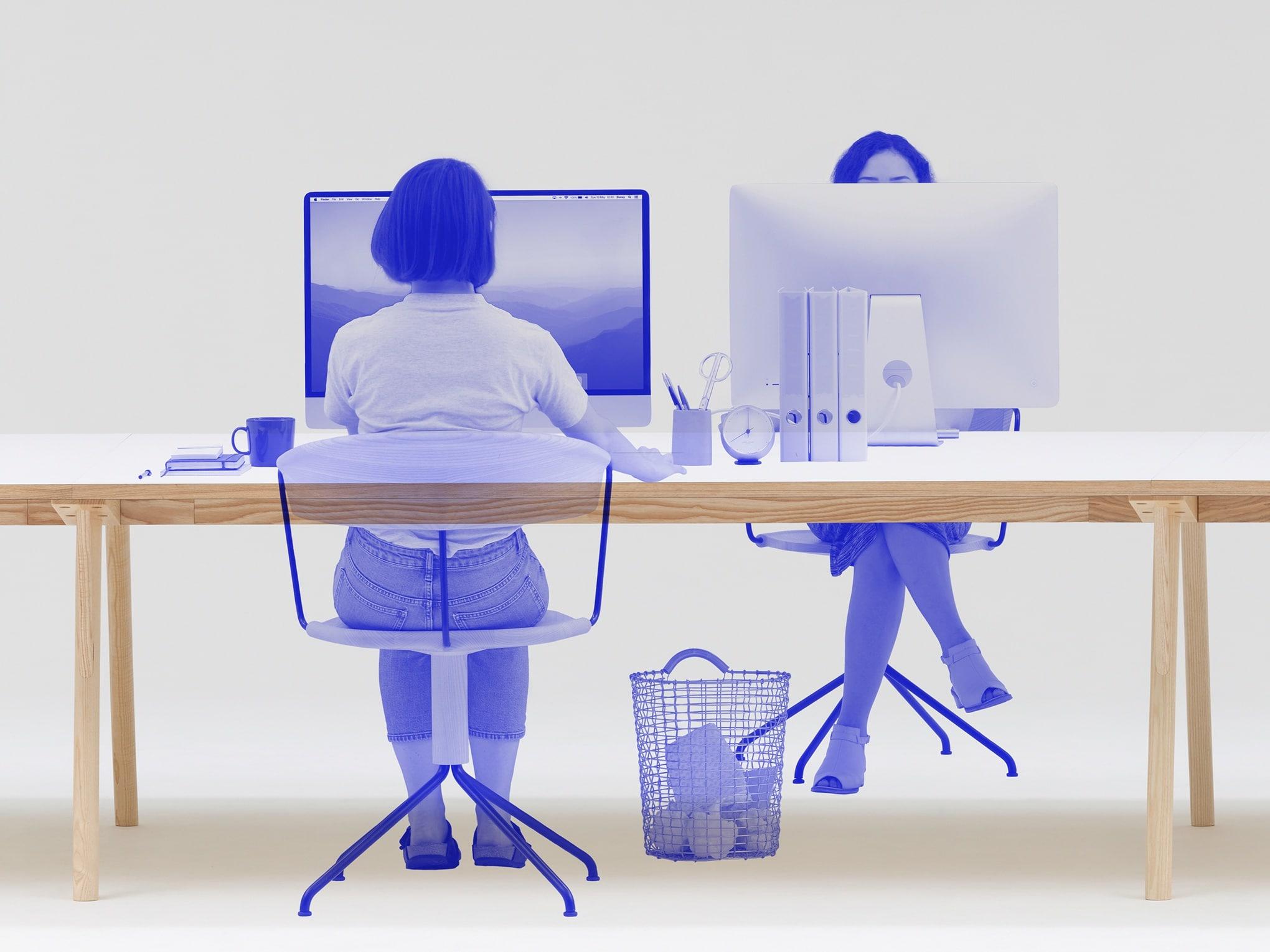 A Desk to Impress